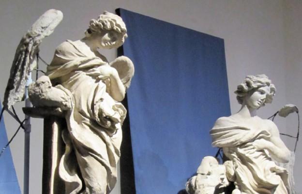 Bernini. Modelli mostra altare Cattedra