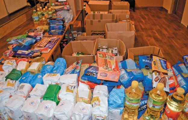 16 ton produktów zebrał Kielecki Bank Żywności