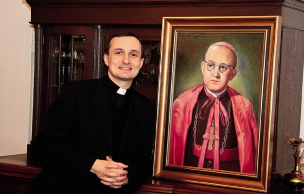 Biskup Pluta nie tylko od święta