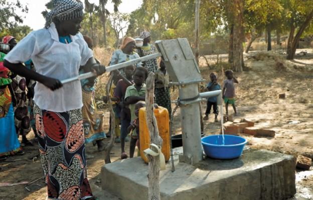 Dar wody darem życia