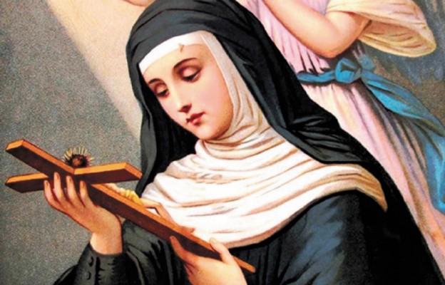 Św. Rita, patronka spraw trudnych i beznadziejnych