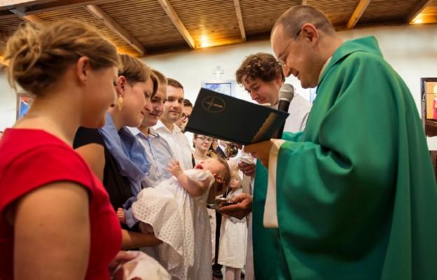 Chrzest nieustanne zobowiązanie