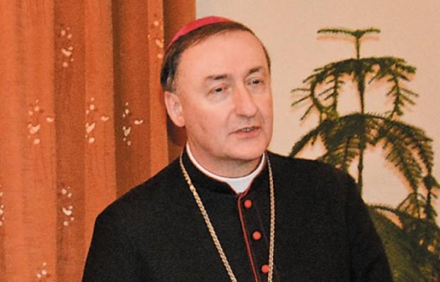 Bp Andrzej Jeż