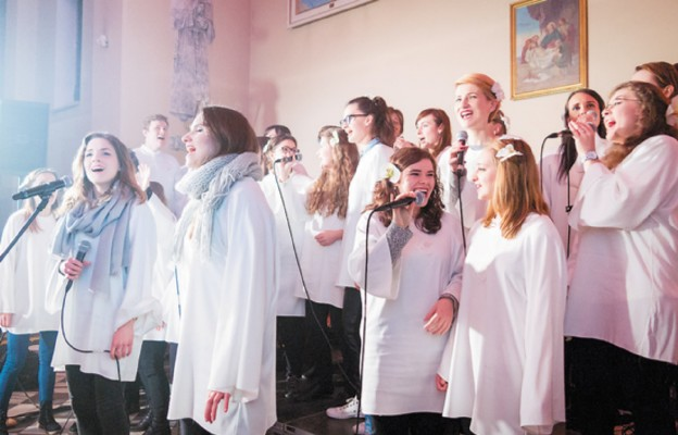 Śpiewaj z nami na chwałę Pana