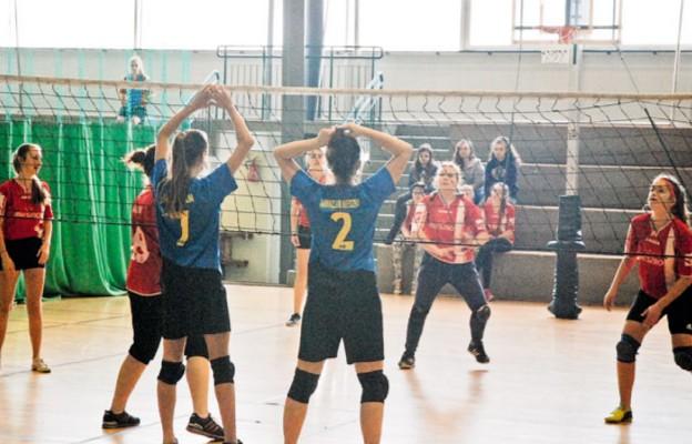 KSM-owicze na turnieju piłki siatkowej
