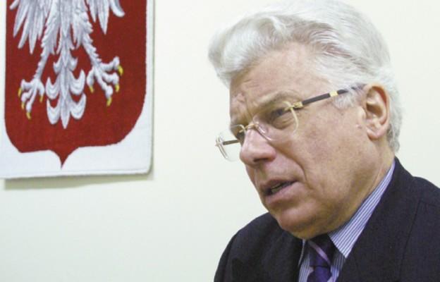 Prof. dr hab. Wiesław Jan Wysocki