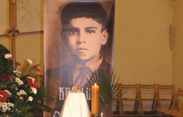 Relikwie św. Jose w Krzeszowie