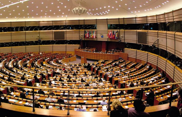 Parlament Europejski w 2016