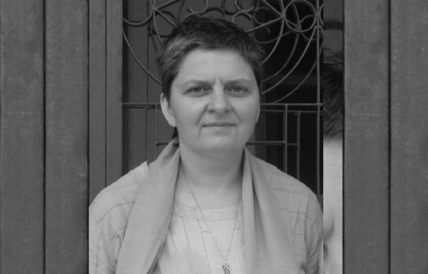 Nekrolog: Ś.P. Anna Maria Sułkowska
