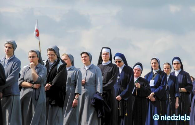 Jakie są siostry zakonne?