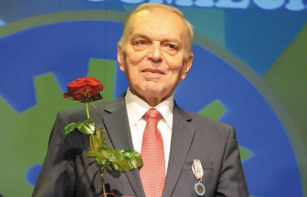 Kazimierz Pleśniak Kawalerem Orderu Uśmiechu