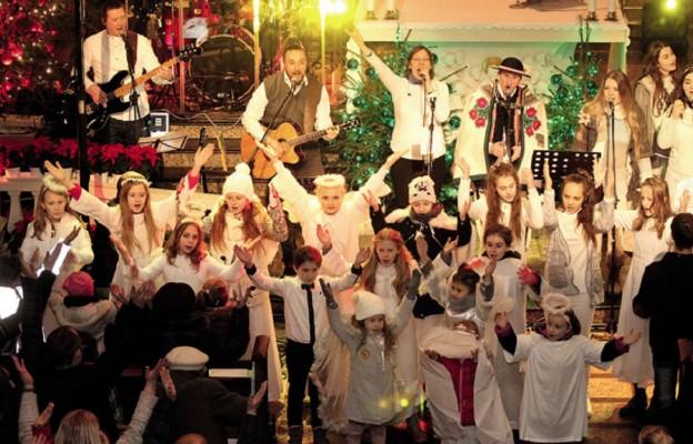 Niezapomniany koncert kolęd i pastorałek