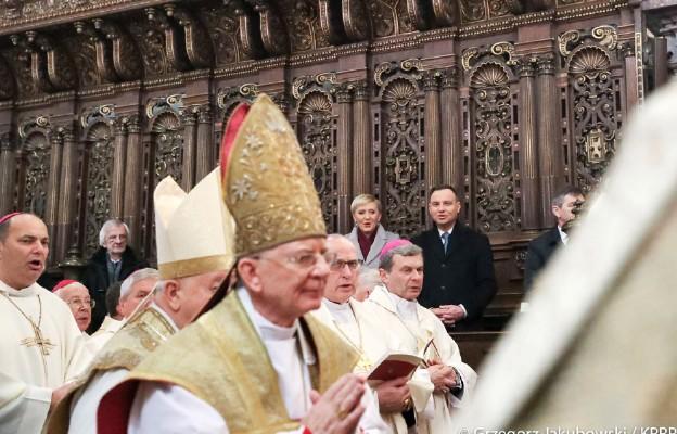 Nowa karta dziejów kościoła krakowskiego
