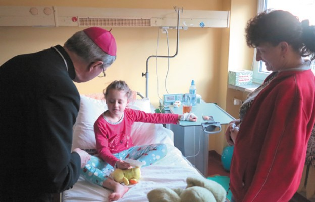 Światowy Dzień Chorego nadzieją w cierpieniu i bólu