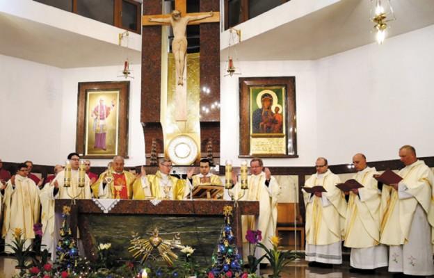 Uroczystość patrona diecezji