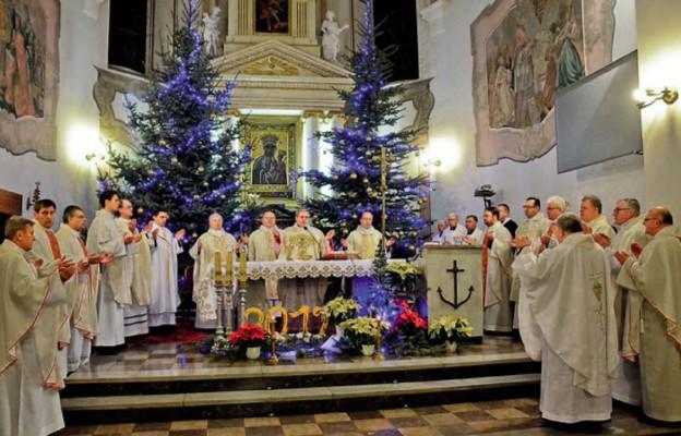 Wspólna modlitwa w Ostrowcu Świętokrzyskim