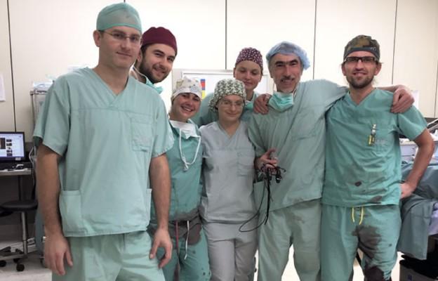 Cuda transplantologii