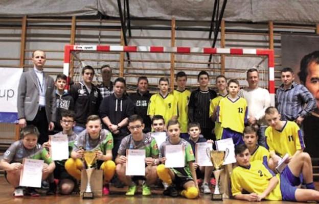 Najlepsze drużyny 9. finałów halowych Bosko Cup