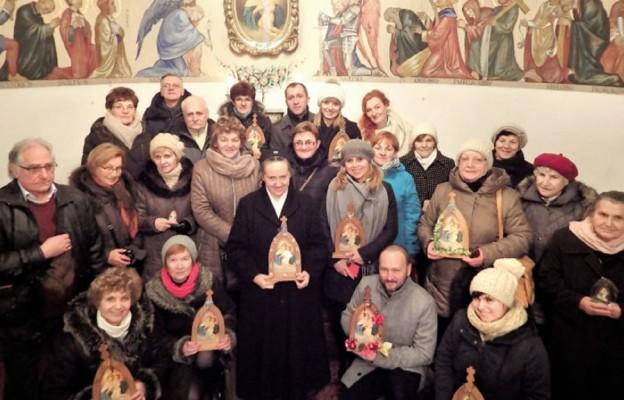 Ruch Szensztacki na rekolekcjach