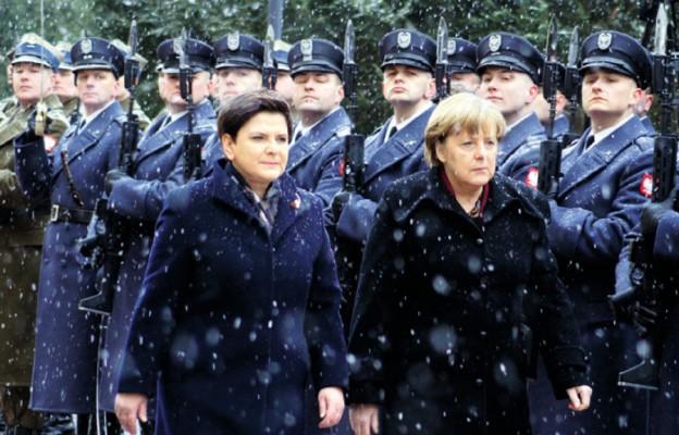 Berlin potrzebuje Warszawy