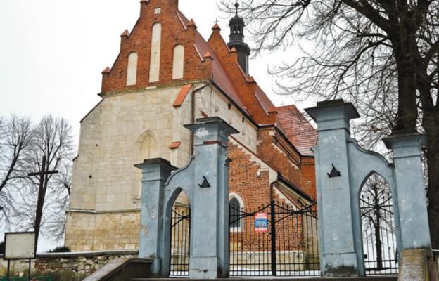 Prezenty dla kościoła św. Mikołaja