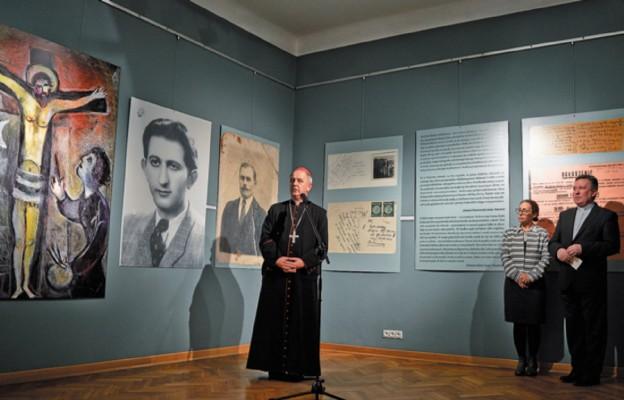 Z Chagallem w roli głównej