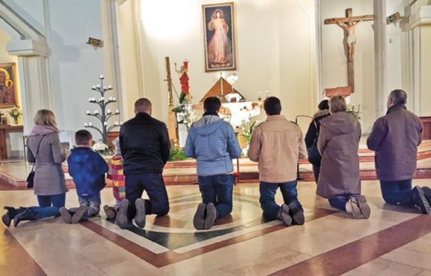 Modlitwa, która przyszła z nieba
