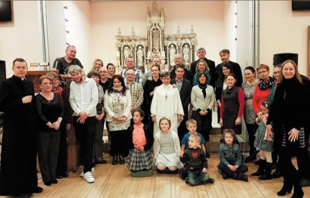 Wspólnota modlitewna działająca przy Polskiej Misji Katolickiej w Leicester