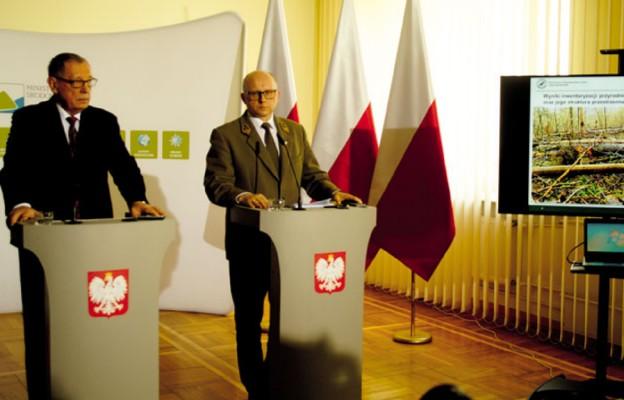 Ministerstwo ratuje Puszczę Białowieską