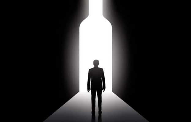 Trzeźwy alkoholik na ołtarze