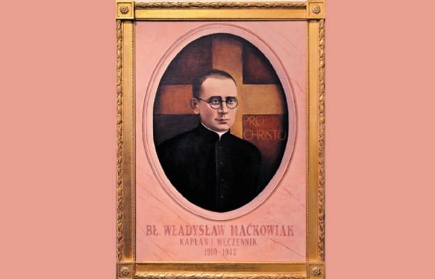 Błogosławiony Władysław Maćkowiak