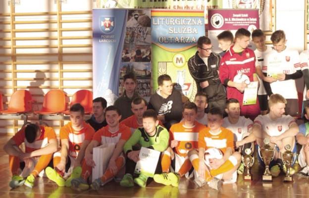 Finał VIII Turnieju LSO w piłce nożnej