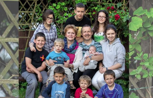 Silne i trwałe rodziny