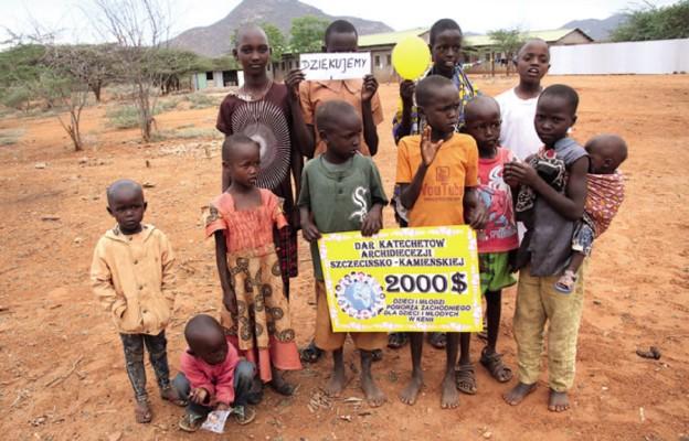 Keninijskie dzieci