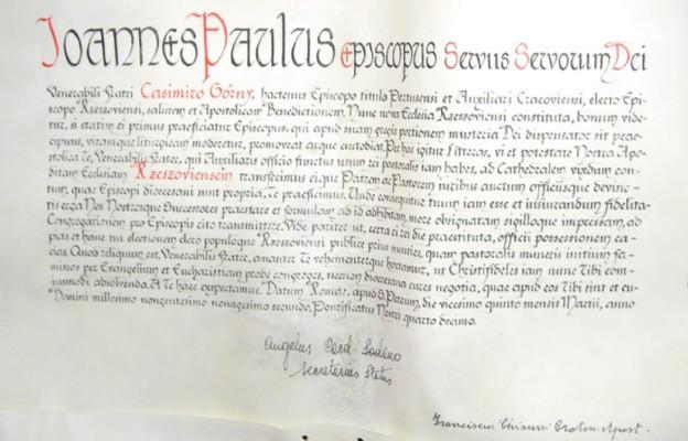 """Bulla """"Totus tuus Poloniae populus"""""""