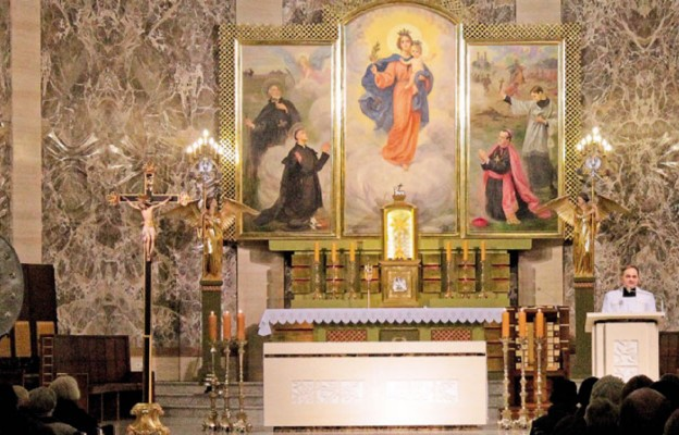 100 lat parafii na Kamionku