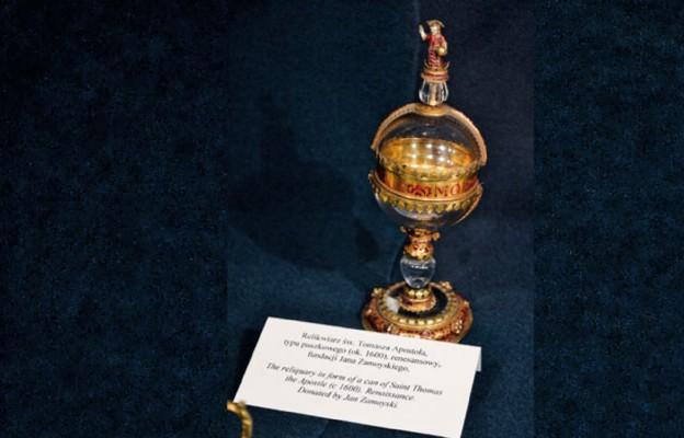 Relikwiarz św. Tomasza Apostoła