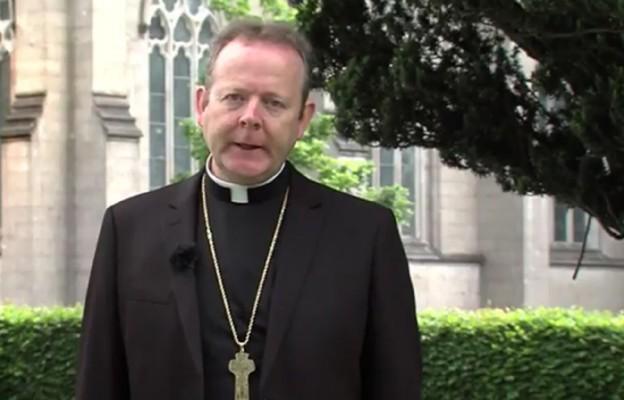 Abp Eamon Martin, prymas Irlandii