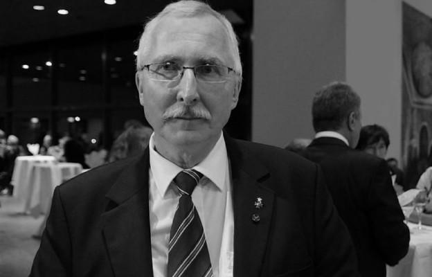 Profesor dr hab. inż. Piotr Małoszewski