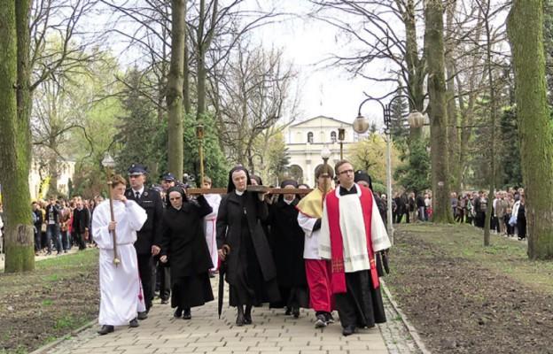 W całej diecezji Drogi Krzyżowe