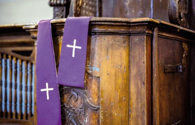Kościoły zamieniają się w konfesjonały