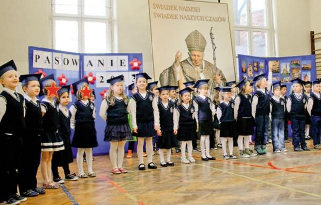 Szkoła według Jana Pawła II