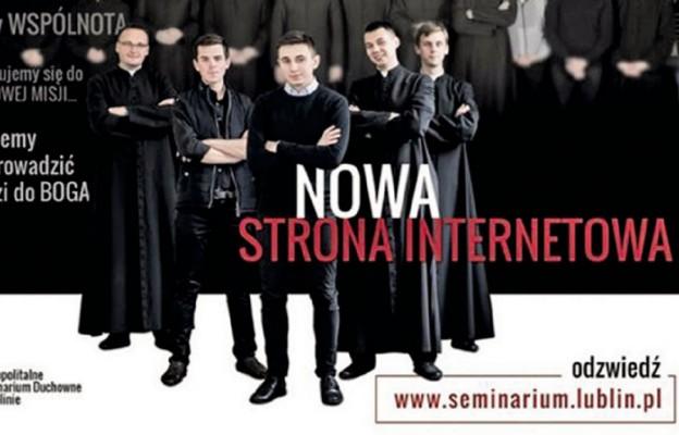 Nowa strona seminarium