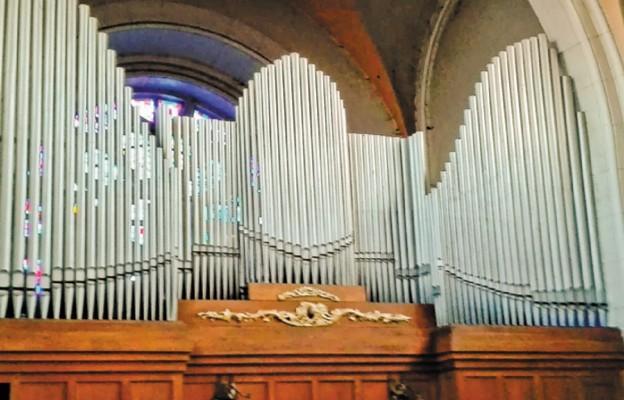 Dusza kościoła i żywa historia wspólnoty
