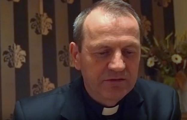Ks. Tadeusz Wojda SAC