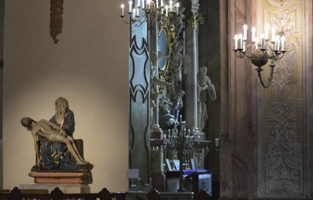 Pieta w katedrze świdnickiej