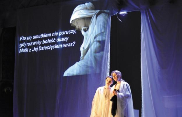 Przedstawienie pokazane w Legnicy zrobiło wielkie wrażenie na widzach. Oby więcej takich nicjatyw w naszej diecezji