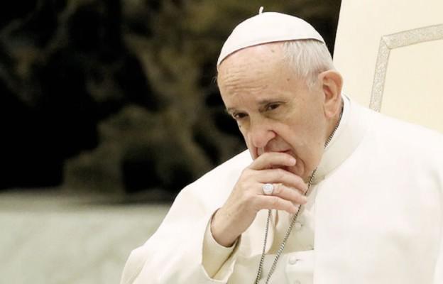Franciszek w Kościele Męczenników