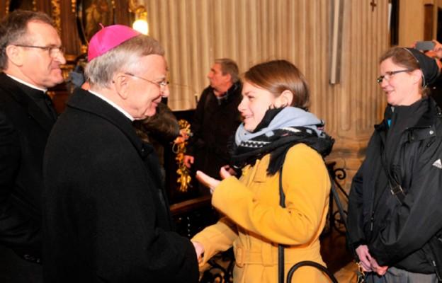 Dialog u św. Anny