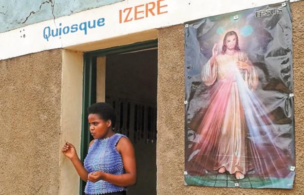 Afrykańska św. Faustyna Kowalska